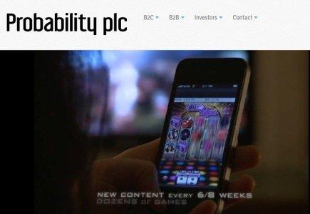 Probability plc Raises GBP 2.8 Million for B2C Business Advancement