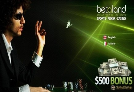 Betsoft to Provide Games to Betaland