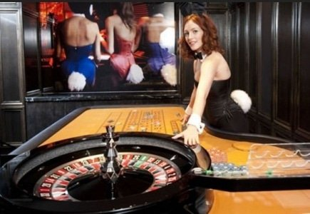 New Playboy Live Dealer Studio from Microgaming