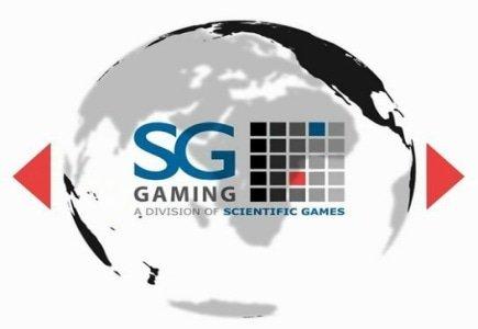 SG Gaming Loses Its CEO