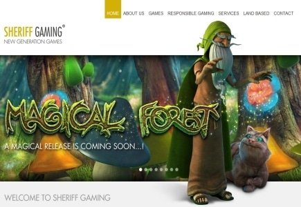 Sheriff Gaming 3D Portfolio for Betsson