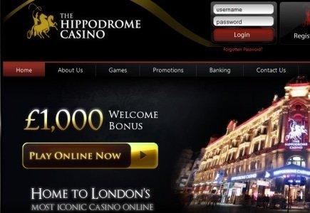 Hippodrome Online Casino Hits the Market… Finally!