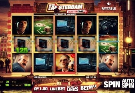 "Sheriff's ""The Amsterdam Master Plan"" Goes Live on Betclic"