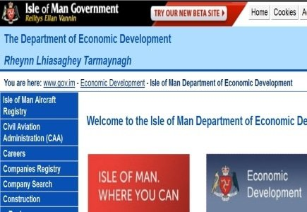 Isle of Man Department of Economic Development Looking for Head of eGaming