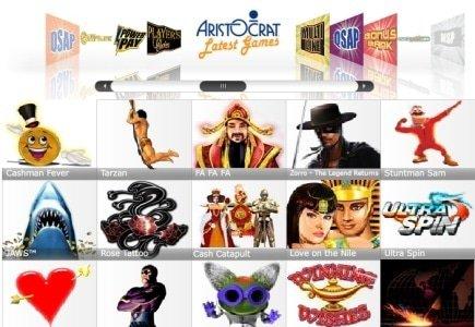Aristocrat Signs Top IGT Developer