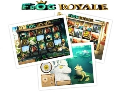 "Sheriff Gaming Launches New 3D Slot – ""Frog Royale"""