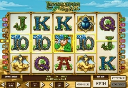 Play'n'Go Launches Unusual St. Patrick's-Themed Slot
