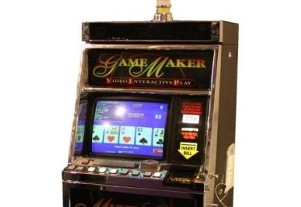 It Takes Experience to Steal from a Video Poker Machine