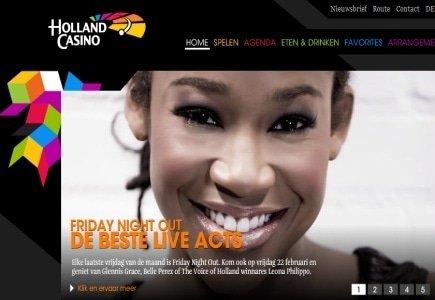 Holland Casino Withdraws RFP