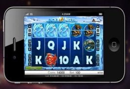 NetEnt Launches Lucky Angler Slot on Mobile Platform