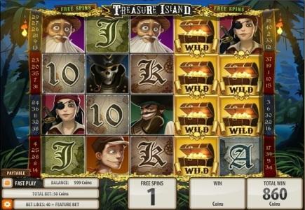 13780 lcb 124k 7n lcb 34 treasure island slot