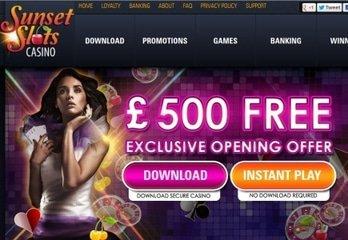 Big Win on Major Moolah Progressive Slot @ Sunset Slots!