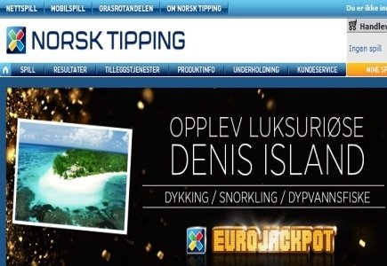 Branded Online Casino by Norsk Tipping