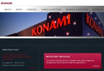 Former WMS Exec Becomes Konami Gaming's Regional Sales Director