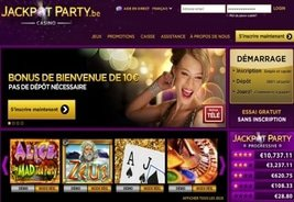 WMS Subsidiary Launches Belgian Site for Jackpot Party Casino