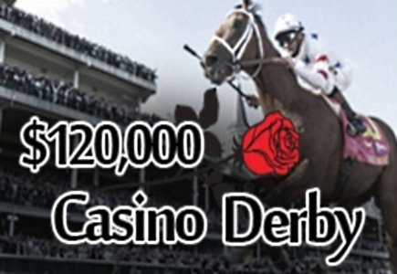 Intertops Casino Announced its $120,000 Casino Derby Horse Racing Classic