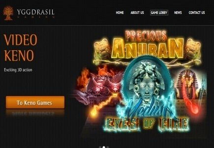 Yggdrasil Gaming Launches New 3D Keno Games!