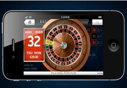 Roulette Touch for Mobile by Net Entertainment Goes Live