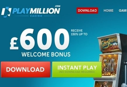 PlayMillion Casino Among Top 100 Gaming Sites in the World!