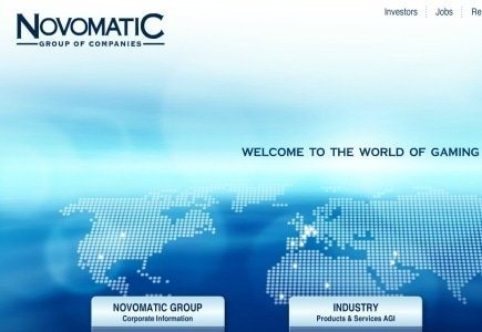 Austrian Novomatic in Dutch Acquisition Drive