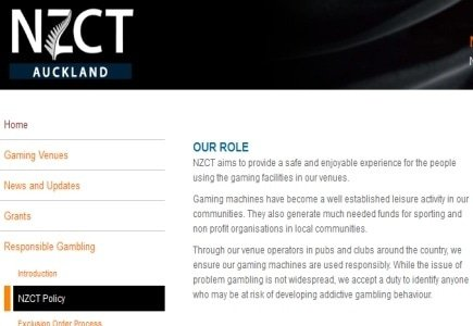 New Zealand to Trial New Problem Gambling Measure