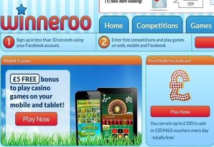 Winneroo Games Launches Website with HD Products