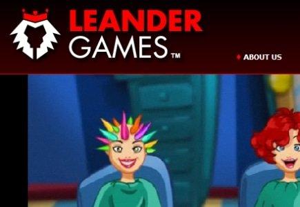 Leander Games Gets Alderney Core Service Provider Certificate