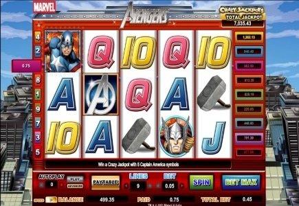 Amaya Avengers Slot Available @ SkillOnNet