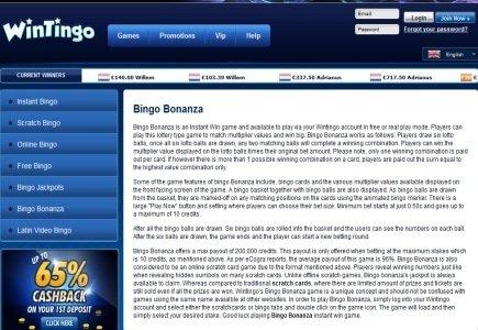 Big Win for WinTingo Casino Highroller