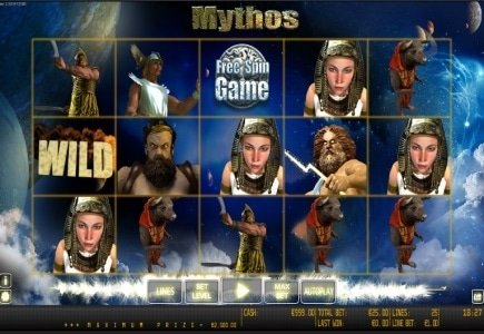 World Match Launches Greek-Themed Slot