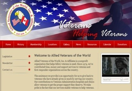 Further Developments in 'Allied Veterans of the World' Case