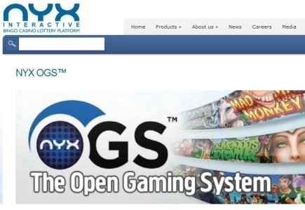 NYX Interactive is Now Live on CasinoRoom