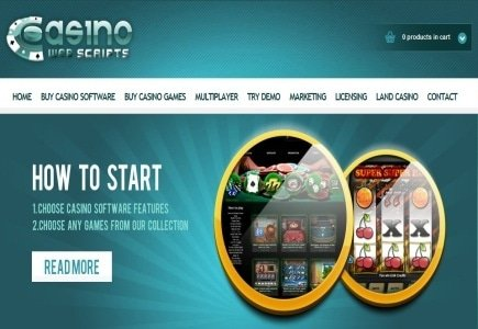 Casino Web Scripts Releases 6 New Game Titles