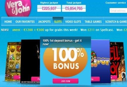Vera John's Guaranteed Winnings Lands Player €8,000