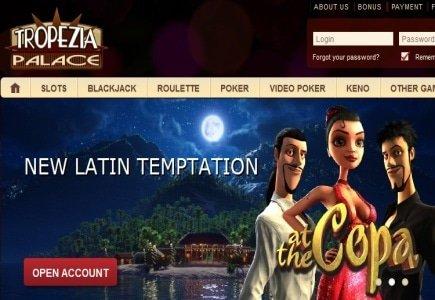 Tropezia Palace Pays Out £33,750 Jackpot