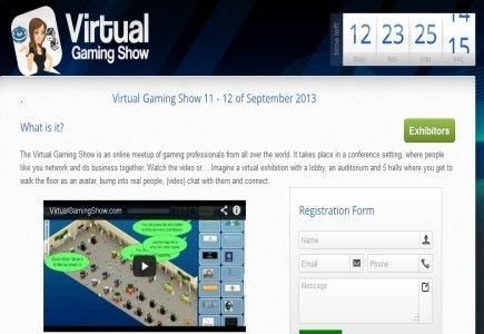First Virtual Gaming Show Set for September