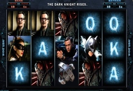 "Microgaming's ""The Dark Knight Rises"" is Live"
