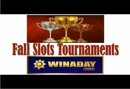 WinADay's $15K Fall Slots Tournament