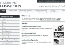 Update: Consumer Opportunity to Address UK Gambling Commission