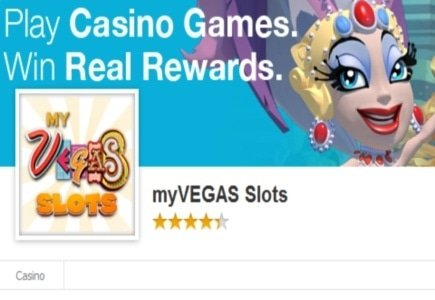 myVEGAS Social Gaming Platform Available for Mobile