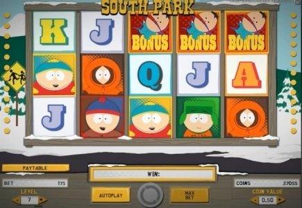 NetEnt Launches South Park