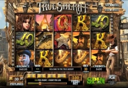 BetSoft Launches The True Sheriff