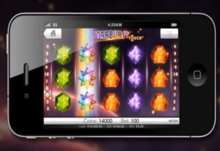 NetEnt Introduces Starburst Mini