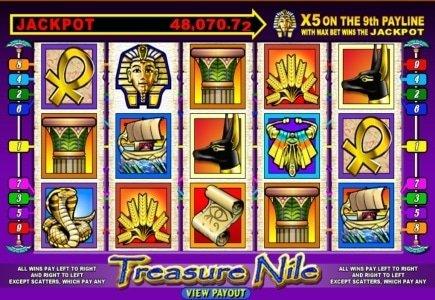 $220k Win at All Slots Casino