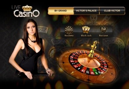 BetVictor Launches Live Casino
