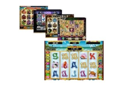New Slot Games from R and NuWorks