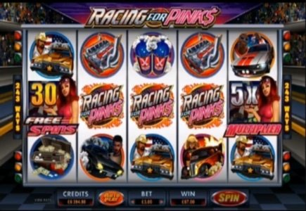 "Microgaming's ""Racing for Pinks"" Available in November"