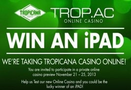 Tropicana Prepares for New Jersey Soft Launch