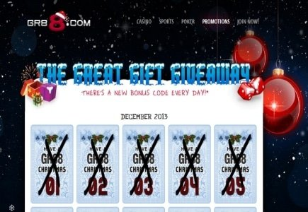 Enjoy Holiday Bonuses with GR88 Casino's Advent Calendar