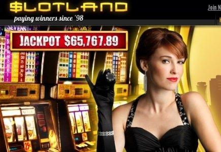 Winter Win for Slotland Player